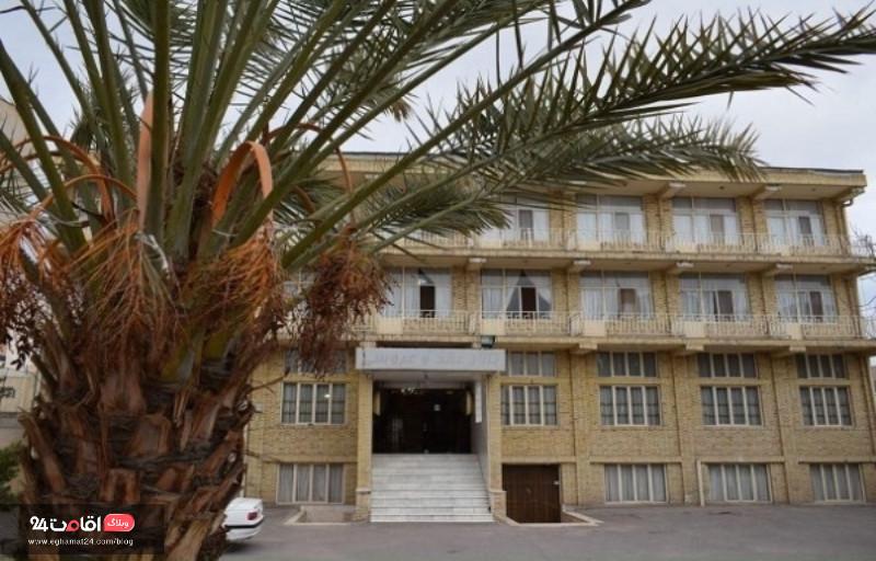 بهترین هتل کرمان 1400 | لیست هتل های کرمان به همراه عکس و آدرس