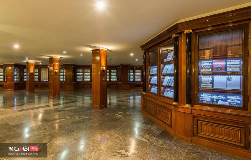 موزه آستان قدس رضوی موزهای از گنجینه های ارزشمند و دیدنی