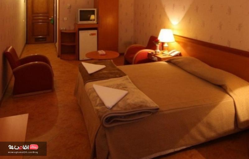بهترین هتل قم